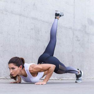 Alexia Clark Fitness Shefalitayal