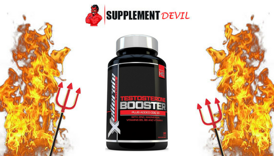 Xellerate Testosterone Booster Review Supplement Devil