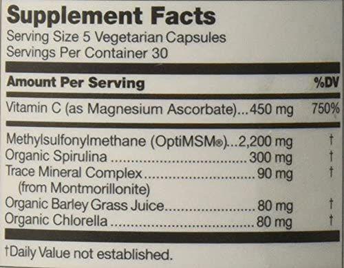 yogabody stretch supplement ingredients