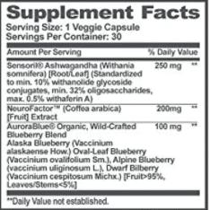 mindfullness ingredients