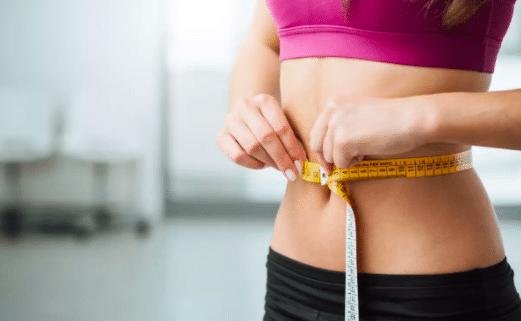 weight loss yoga woman